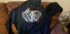 Alabama Crimson Tide Fanatics Branded Midnight Mascot Pullover Hoodie - Black