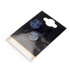 EVERTON FC CLUB ENAMEL CREST PIN BADGE FOOTBALL CLUB NEW GIFT XMAS