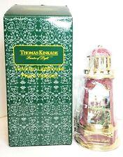 "Thomas KinkadePainter of Light Victorian Lighthouse ""Phare Victorien"" Nib"
