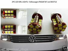 VW Volkswagen Passat B7 LED DRL DAYTIME RUNNING LIGHT ERROR FREE - 30-SMD LED