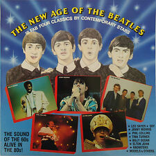The Beatles-The New Age Of-LP-Sunnyboys-Radiators-Billy Thorpe-Sherbet-DIN059