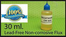 30 Ml Circuitworks Cw3220 Lead Free Non Corrosive Soldering Flux