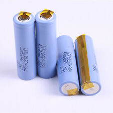 3.7v 18650 Battery Tabs ICR18650-28A 2800mah Original Rechargeable Li-ion 4PCS