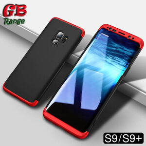 Hybrid Shockproof 360° Protect Ultra thin Case Cover Skin For Samsung Galaxy S9