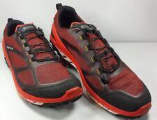 ECCO Men's Biom Gore-Tex Surround Racer Running Shoes Red EUC! Size 12 EUR 46