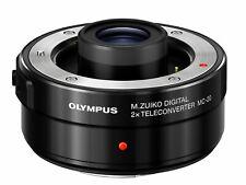 Olympus M.Zuiko Digital 2x Tele Converter MC-20 BRAND NEW