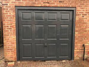 Garador Garage Door - Grey