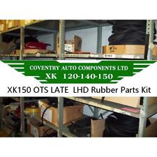 6797 L LHD  Jaguar XK150 OTS (Roadster) Complete Rubber Parts Kit RPK150O