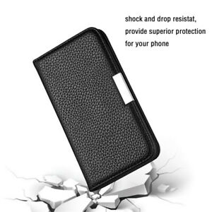 Litchi Wallet Leather Flip Cover Case For iPhone 12 Pro 11 XS XR Max 6S 7 8 Plus