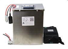 60v 22Ah Lithium LiFePO4 Battery Packs Power for1800W E-Bike Scooter + BMS
