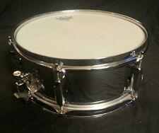 "Pearl Firecracker Snare Drum - 12 X 5"" - Steel Chrome - 6 Lugs"