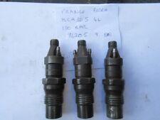 3 Diesel Injectors 1.6D Ford Escort  Bosch KCA 30S 44 130 bar 96205 BHB Free P&P