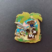Pirates of the Caribbean - Donald Duck as Will Turner - Disney Pin 51324