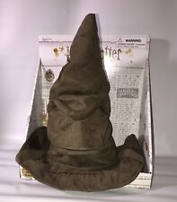 Wizarding World Of Harry Potter Talking Animated Sorting Hat New Ready To Ship
