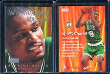 1998 1998-99 Premium Intimidation Nation #7 Antoine Walker SP Insert (3)