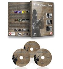 The Troubles in Northern Ireland - 3 DVD Set  - Irish Conflict IRA War History