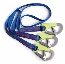 Seago Safety Line for Life Jackets - Triple Hook