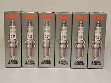 6pc(new) - NGK # 7751 Laser Iridium OEM Spark Plugs -- ILZKR7B11 ==Made in Japan