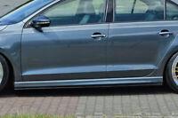 RS Seitenschwellersatz Sideskirts aus ABS für Skoda Octavia 1Z Bj.: 2004-2013