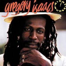 GREGORY ISAACS - NIGHT NURSE  CD  8 TRACKS INTERNATIONAL POP / REGGAE  NEU