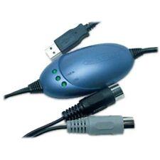 M-Audio MA99005307500 UNO Portable USB MIDI Interface