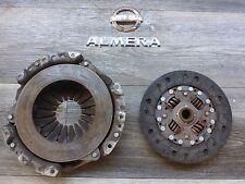 Nissan Almera II N16 2000–2006 Kupplungsdruckplatte Druckplatte Kupplungsscheibe