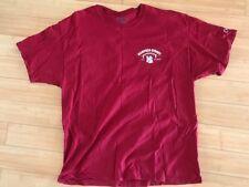 Hampden Sydney College Football T Shirt - XL
