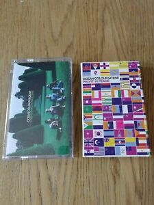 Ocean Colour Scene tape cassettes x 2 - One From The Modern & Profit in Peace