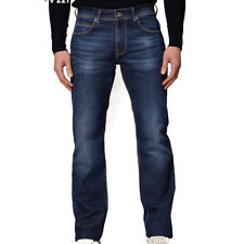 Jeans da Uomo Slim Fit Elasticizzati Denim COVERI 5 Tasche 46 48 50 52 54 56 58