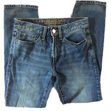 American Eagle Mens 26 X 28 Original Taper Jeans E6