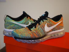 NIKE FLYKNIT AIR MAX 360 Mulit OG UK9.5 US10.5 DS vapormax racer nmd rainbow