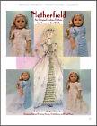 """Netherfield"" an Original Regency Era Fashion Pattern for American Girl Dolls"