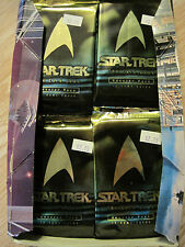 Star Trek The Card Game Booster Packs Unopened (24 packs)