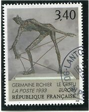 STAMP / TIMBRE FRANCE OBLITERE N° 2798 TABLEAU GERMAINE RICHIER