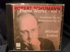 R. Schumann - Piano Works Vol.1  -Michael Endres