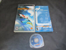 Sony PSP Game Wipeout Pure Boxed with Manual