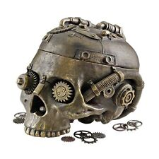 CL6067 - Steampunk Skull Containment Vessel - New!