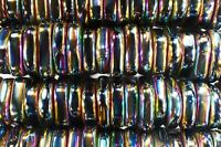 """Polished Rainbow Magnetic Hematite 1 1/2"""" Natural Crystal Healing Metaphysical"""
