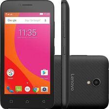 Lenovo B Smartphone LTE Quad-Core 4,5 Zoll Schwarz