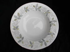 Tuscan RONDELEY Rimmed Soup Plate. Diameter 8 inches