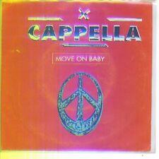 "Cappella Move on baby (#zyx7198)  [7"" Single]"