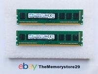 8GB Kit DDR3 PC  Memory Desktop RAM Modules PC3-12800 1600MHz DIMM
