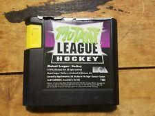 Mutant League Hockey (Sega Genesis, 1994) Cartridge only, Tested