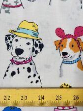 Michael Miller Fabrics Dog Show #makingitfun 4 Quilts & Masks 1/2 Yard