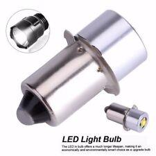 3W 12V P13.5S Led Flashlight Replacement Bulb Emergency Work Light White