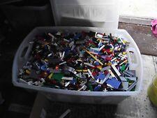 GENUINE Lego Job Lot 1KG  Mixed Loose Parts Pieces, A GOOD MIXTURE OF PARTS