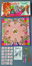 Vintage Transogram TAFFY'S BAUBLES & BANGLES Board Game 1964 - VARIANT BOX RARE!