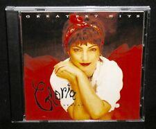 GLORIA ESTEFAN - GREATEST HITS - 16 TRACK OZ CD/DIG REM/16p FOLD-OUT LYRIC BKLT