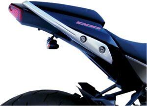 Targa 22-469-L Tail Kit Black/Clear
