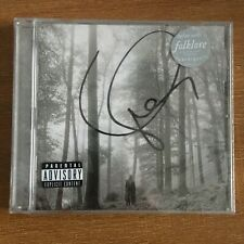 Taylor Swift Folklore CD Signiert / Signed